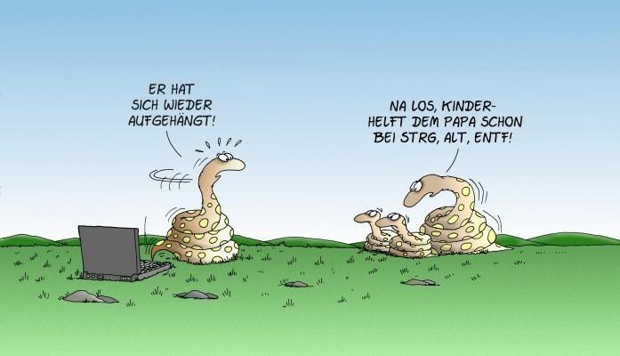 Uli Stein — Cartoons & Fotografie CARTOONS ulistein