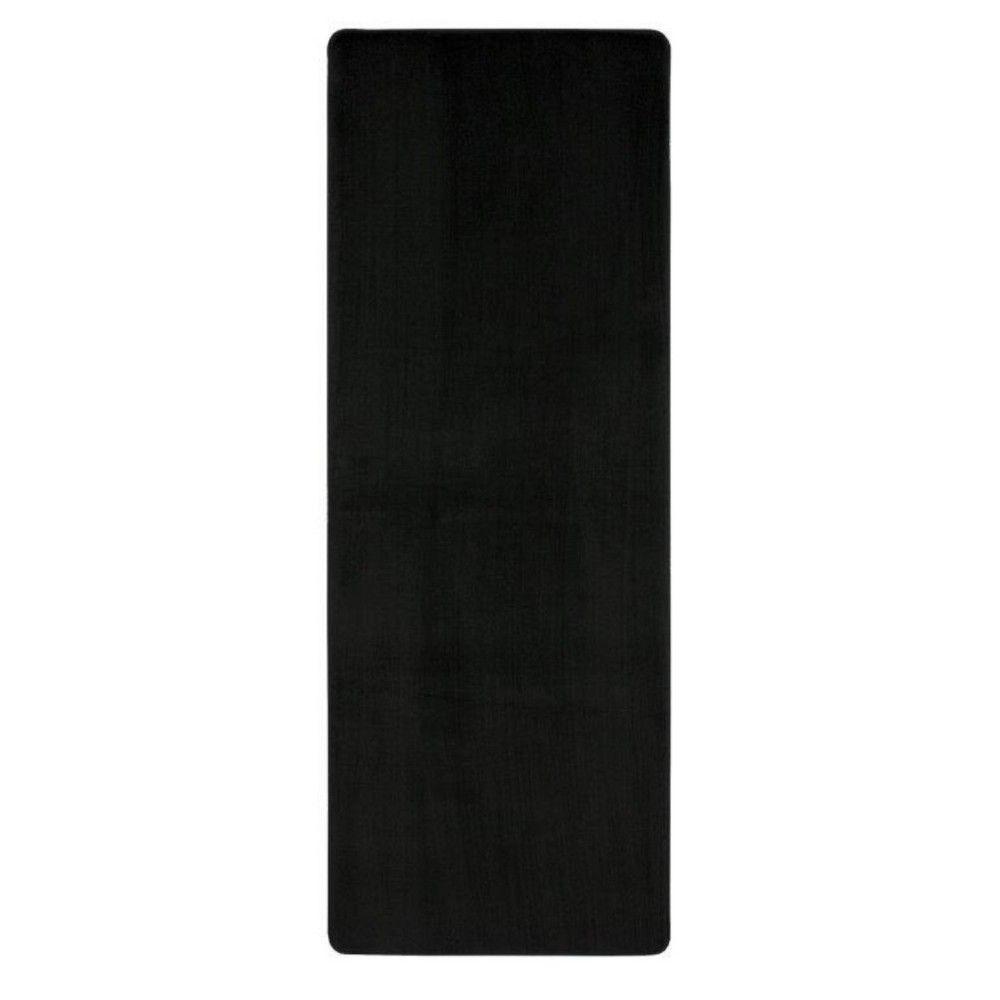 24 X40 Velveteen Memory Foam Bath Rugs And Mats Black Room