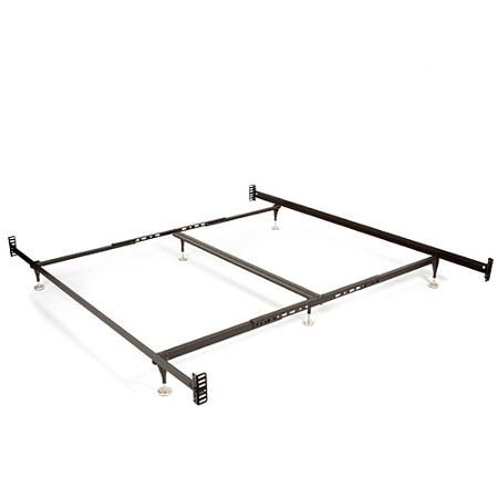 Adjustable Bed Frame, for Headboards and Footboards_$69 Queen | Home ...