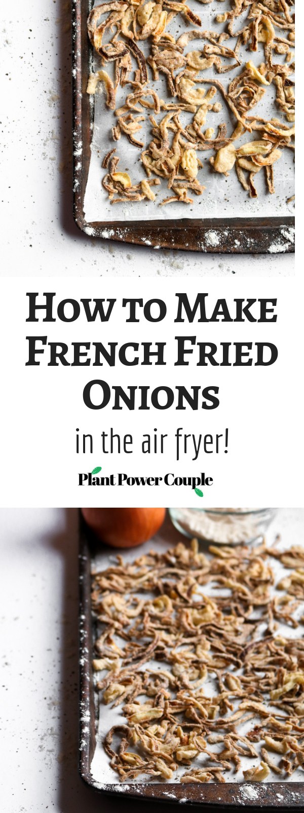 Homemade French Onions In The Air Fryer