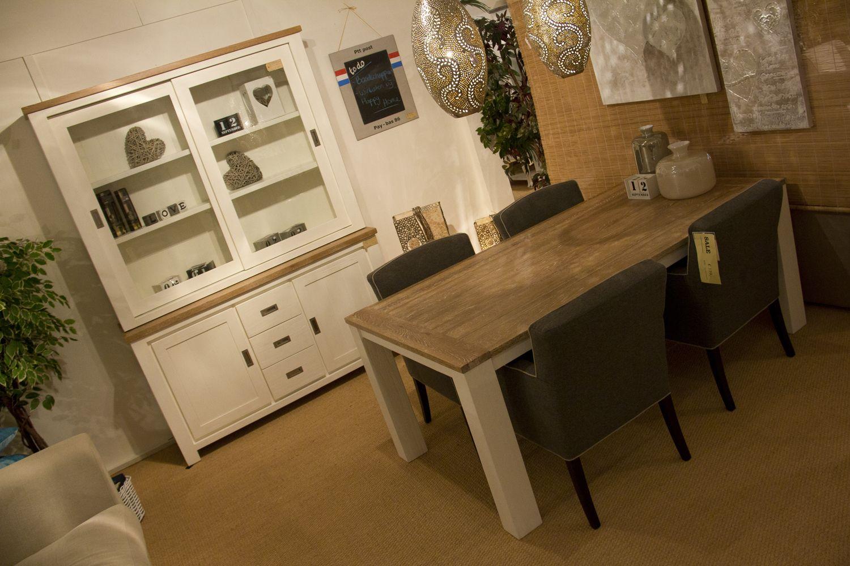 Dover meubelen Landelijke buffetkast - landelijke meubels http://www ...