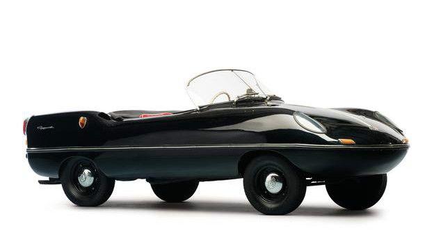 Dünyanın En Büyük Mikro Otomobil Koleksiyonu Otomobil