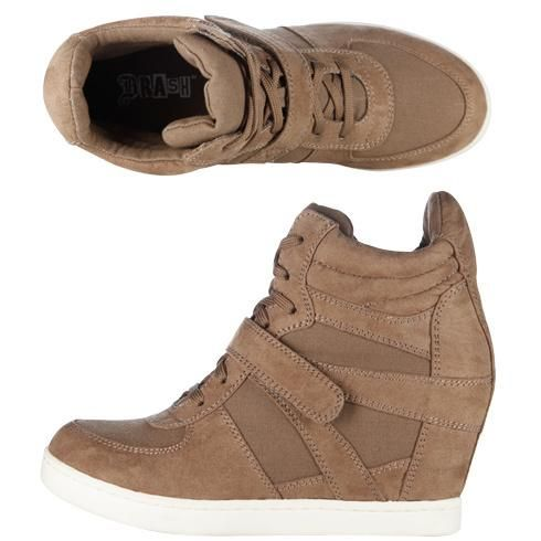 Payless Brash #wedge #sneakers $49