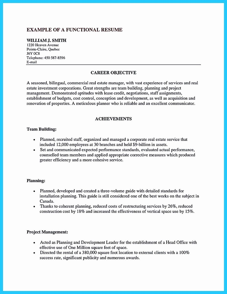 Assistant property manager resume elegant writing a great