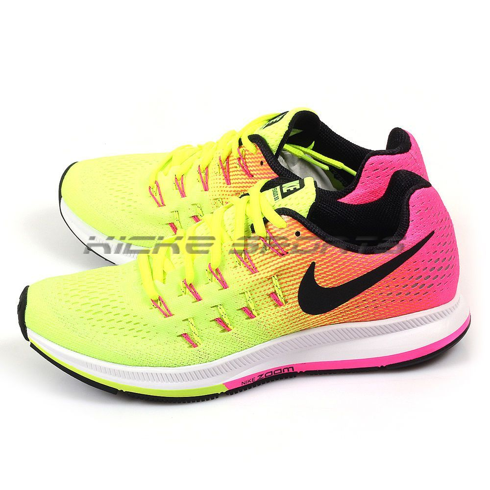 Nike W Air Zoom Pegasus 33 Oc Multi Color Unlimited Olympic