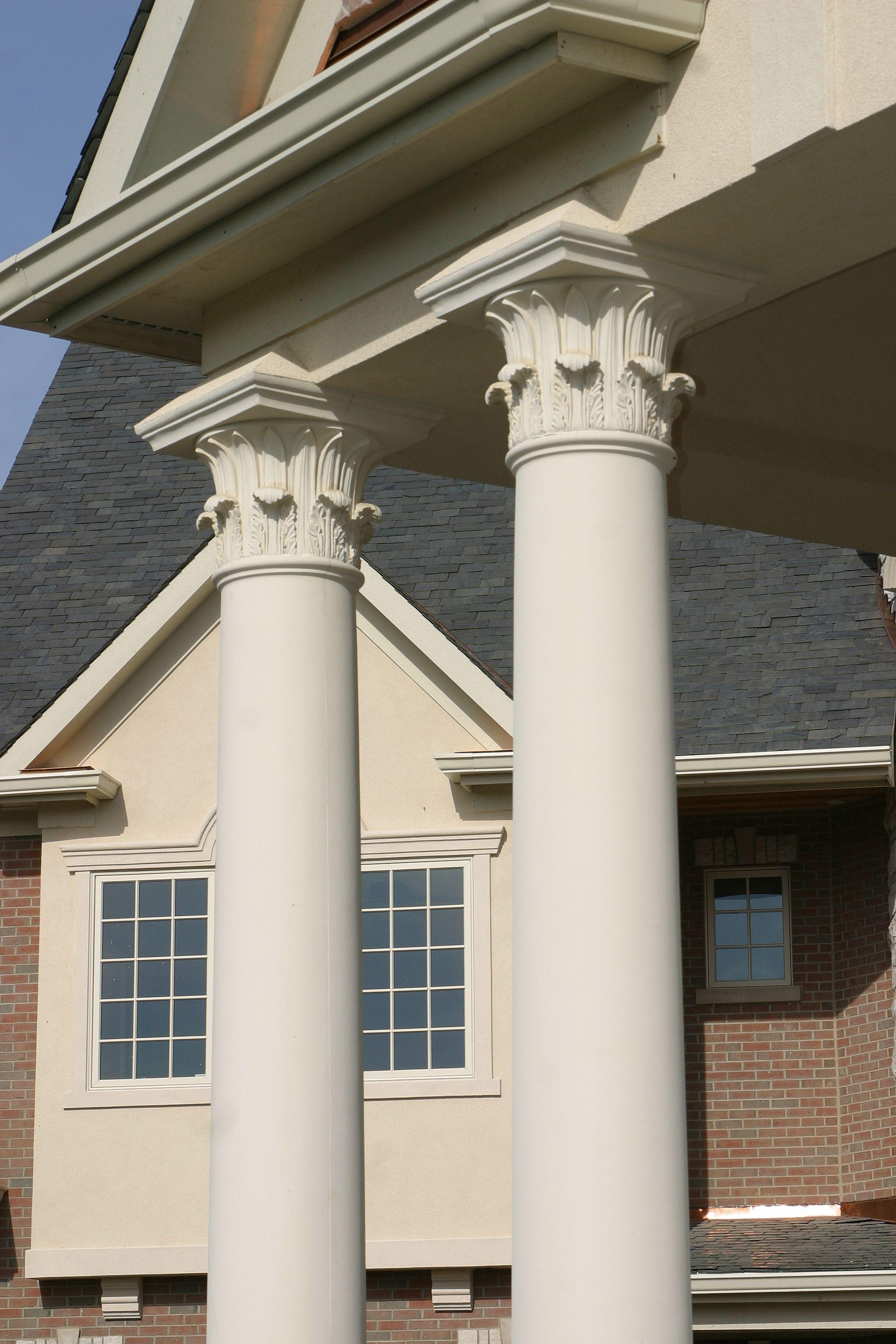 Columns Architectural Columns Porch Columns Stone Columns
