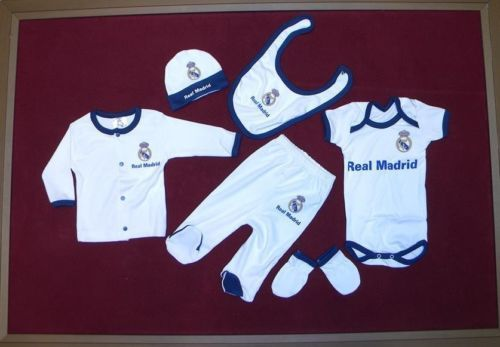 cheaper 0a0e0 9d1d8 Thank you Uncle Enzo for the REAL-MADRID-BABY-NEWBORN ...