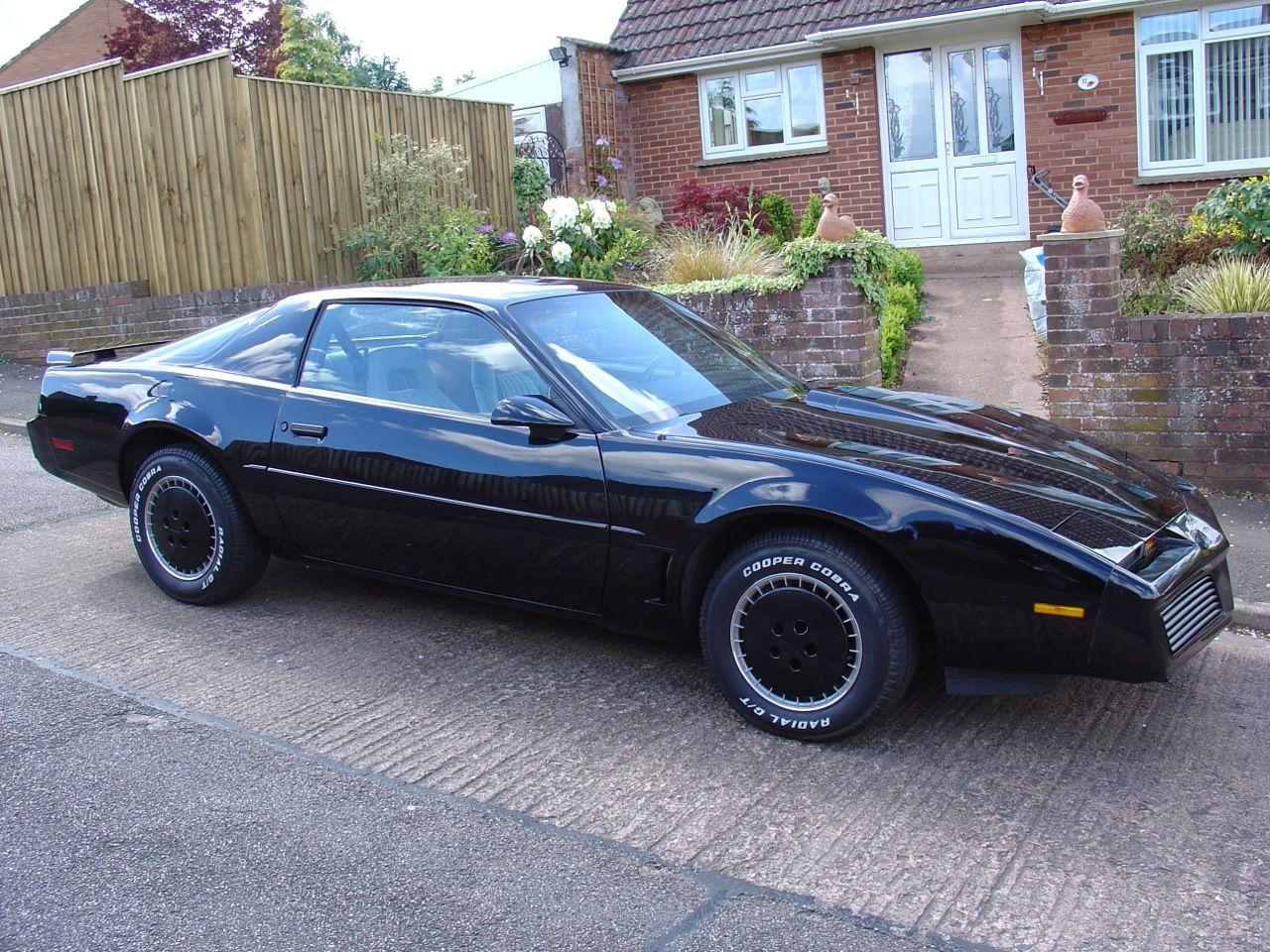 1982 Pontiac Trans Am Cars Movie Pontiac Gm Car