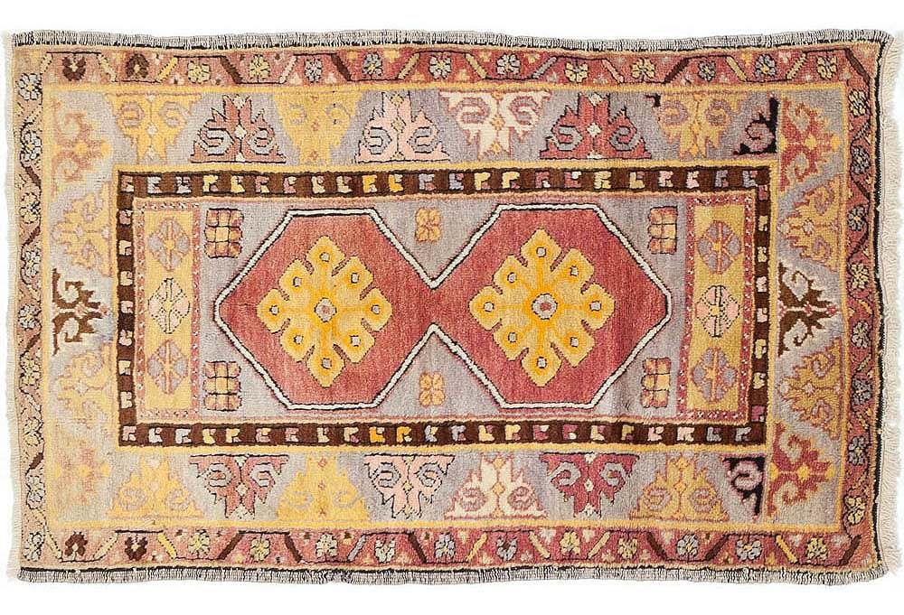 Vintage Turkish Rug 3x5 999 Okl Abc Carpet Home Vintage Turkish Rugs Turkish Rug 3x5 Rug