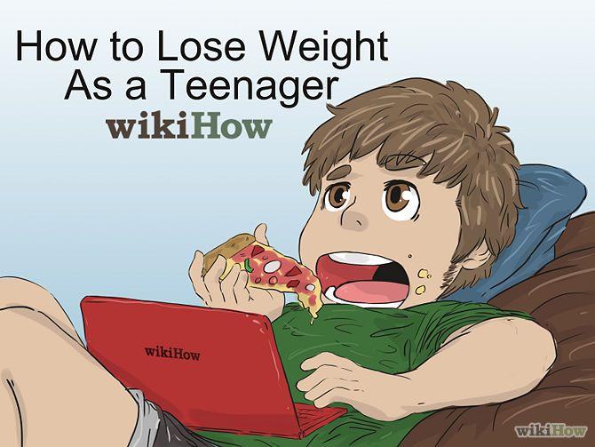 Como bajar de peso una adolescente
