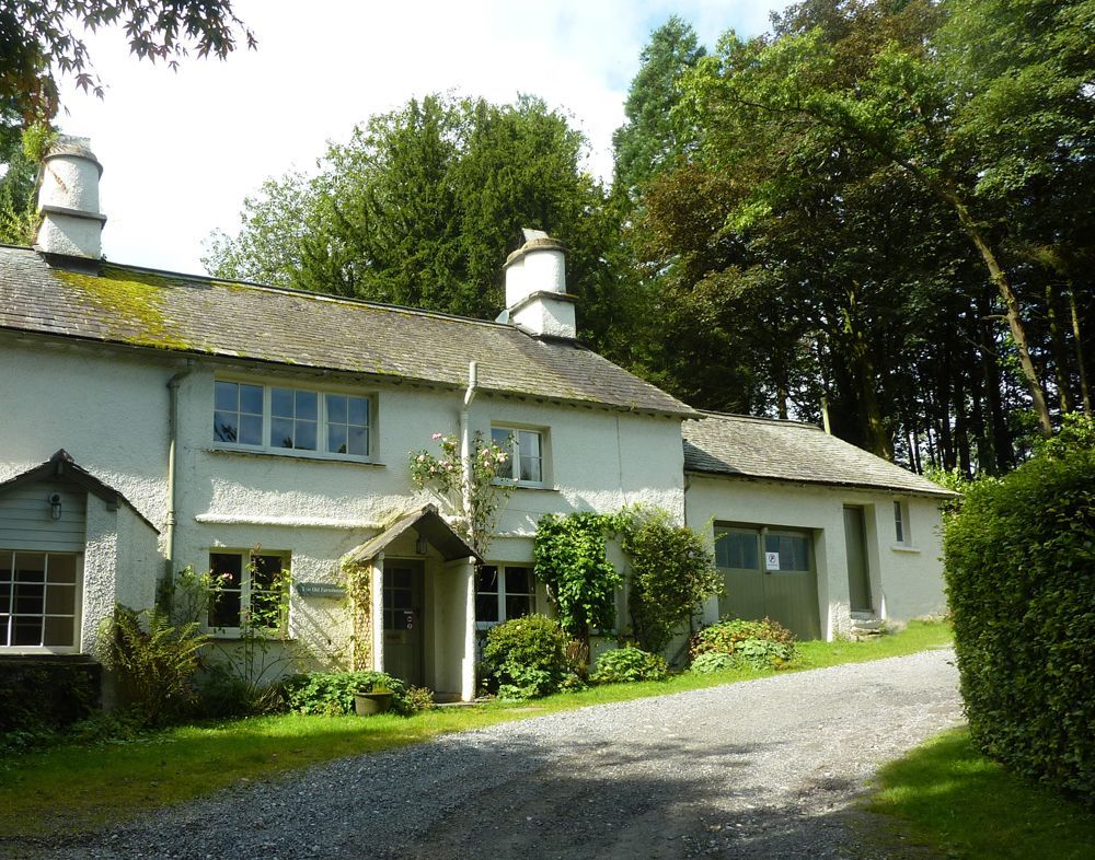 The Old Farmhouse self catering in Hawkshead Village, Lake