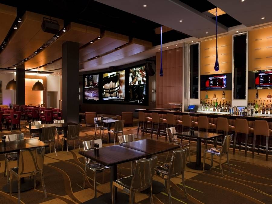 Wonderful Sports Bar Layout | Photo © Gaylord National Resort. Sport Bar DesignLounge  IdeasMedia ...