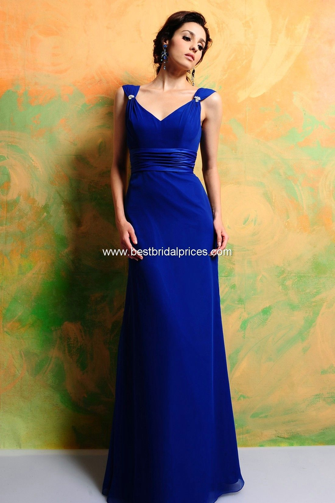 Eden Bridesmaid Dresses Style 7323