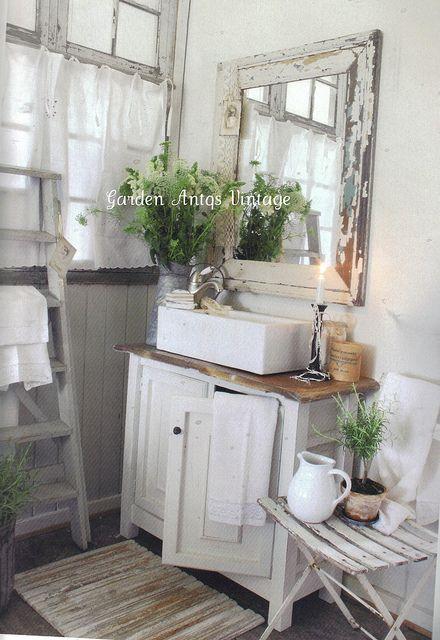 Small Country Bathroom Ideas Google Search Small Country Bathrooms Country Bathroom Decor Rustic Bathrooms
