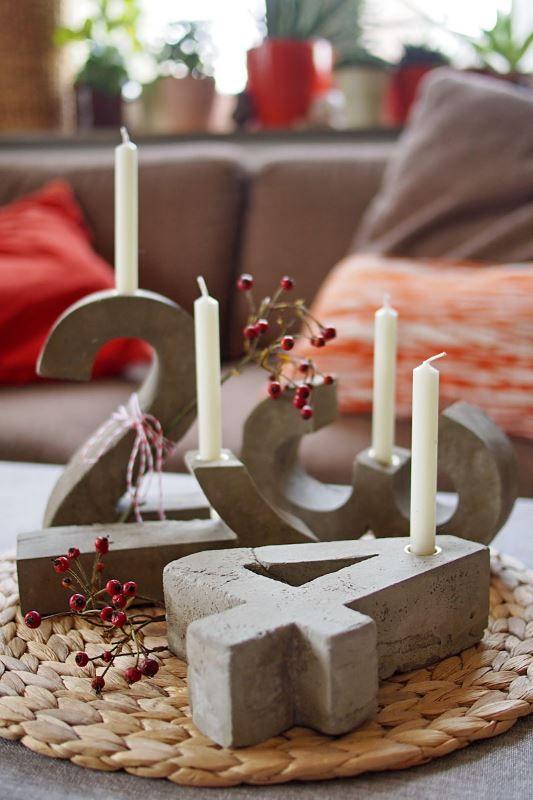 Adventskranz Stylish die schönsten adventskränze 12 tolle diy ideen
