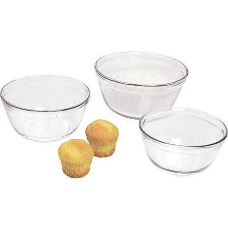 Anchor Hocking 5-Piece Basic Bakeware Set | Rührschüsseln ... | {Rührschüsseln 31}