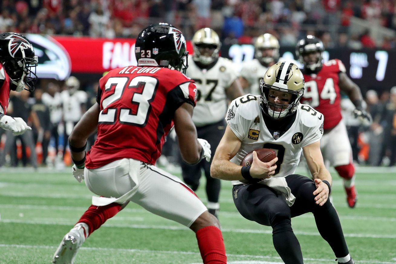 Falcons Vs Saints Series History The Quest To Prevent A Loss In The Rivalrys 100th Game Nfl News Nfl Update Nfl Nfl Slash Nfl Saints Vs Nfl News