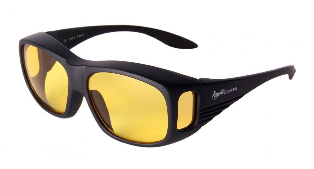 9bbcec92115 Mens   Womens Overglasses For Driving at Night  Glasses That Fit Over  Spectacles (eBay Link)
