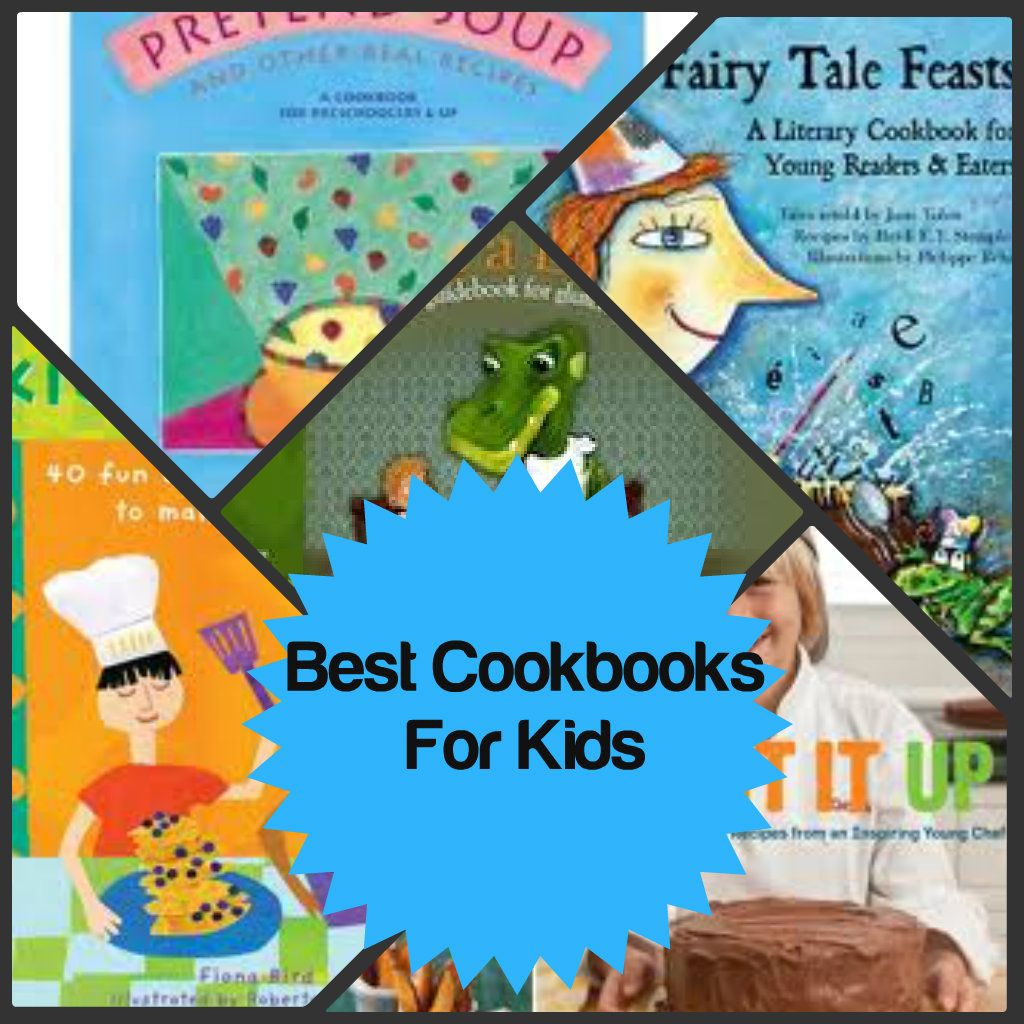 Best Cookbooks for Kids at Growing Book by Book