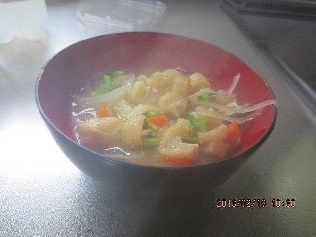 根菜味噌汁 by LEMONN5353 [クックパッド] 簡単おいしいみんなのレシピが224万品