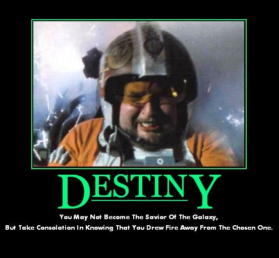 Destiny Star Wars Humor Star Wars Motivational Posters