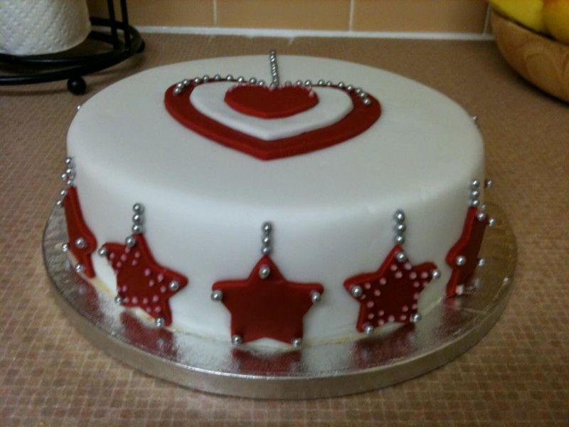 57 Exciting Christmas Cake Ideas | Christmas cake ...