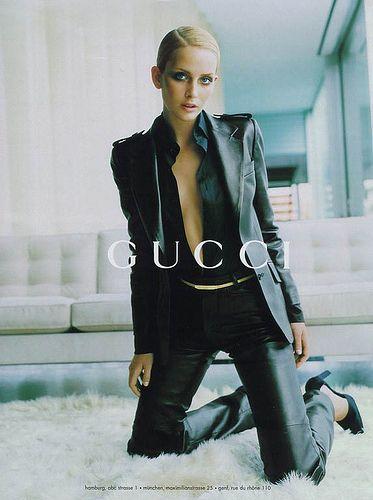 9bec7bb67 Gucci fw 96 97 TF era by Mario Testino