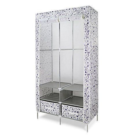 finether faltschrank stoffschrank textilschrank. Black Bedroom Furniture Sets. Home Design Ideas