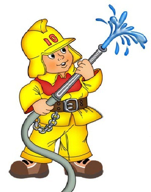 Картинки пожарных для детей (27 фото) | Пожарный, Пожарные ...