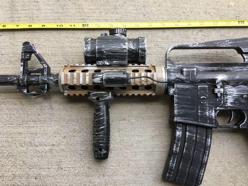 Mad Max Apocalypse Movie Film Prop Machine Gun Replica M4