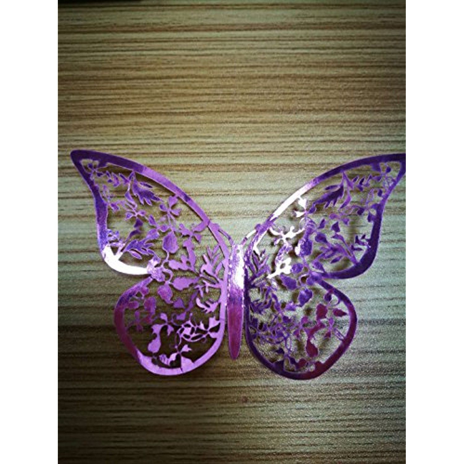 Luxury butterfly Kitchen Decor