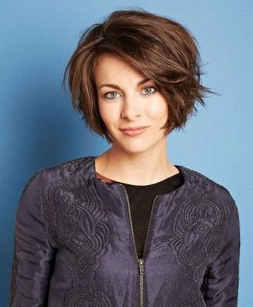 Beautiful Short Thick Hairstyles For Women Styles Time Short Hairstyles For Thick Hair Haircut For Thick Hair Bob Hairstyles For Thick