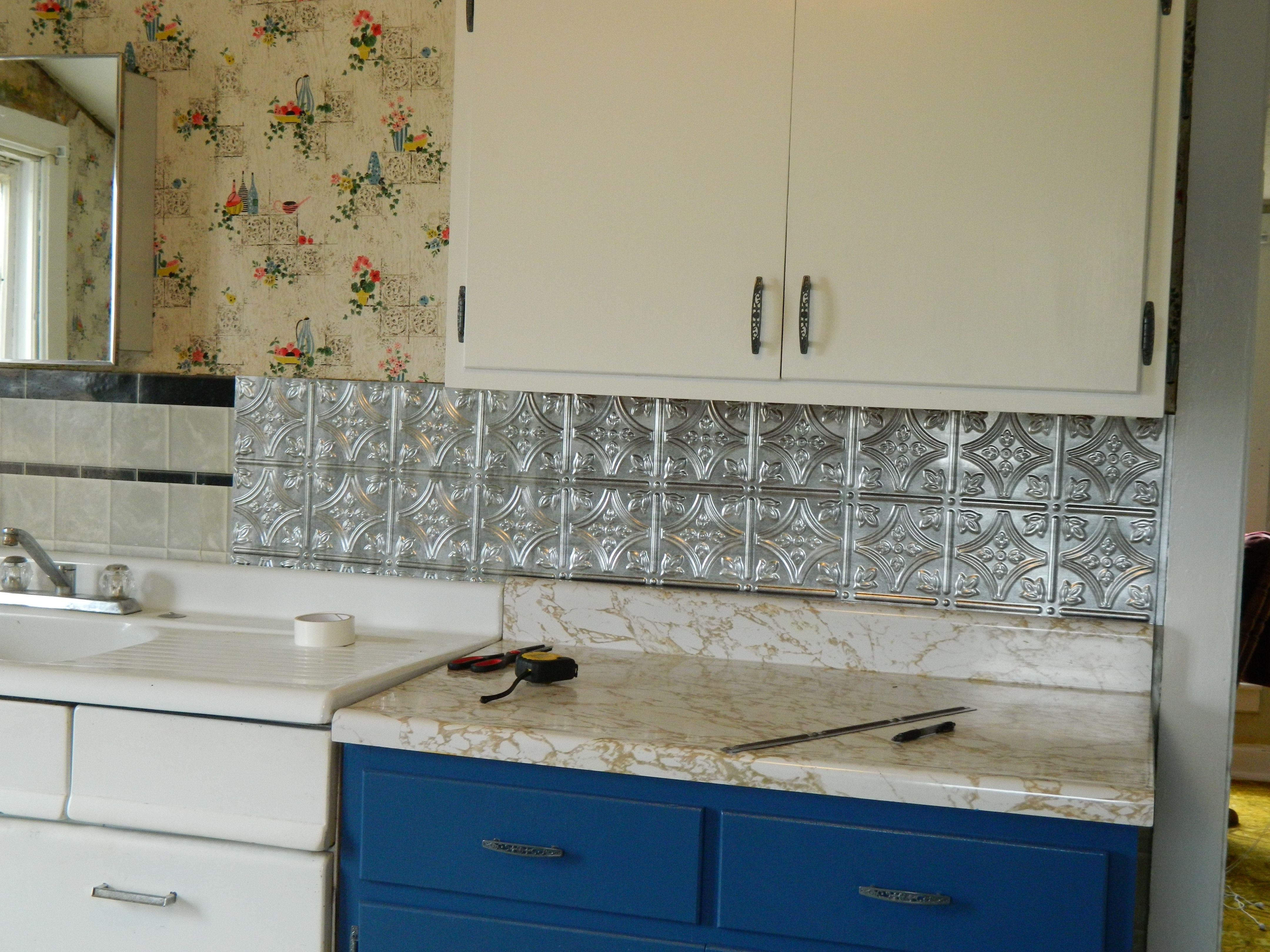 Pin On 47 Inexpensive Kitchen Remodel Backsplash Ideas