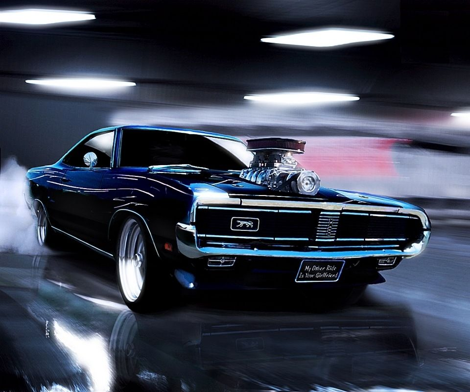 Free Muscle Car Wallpaper Screensavers Car Wallpapers Cool Cars Classic Cars