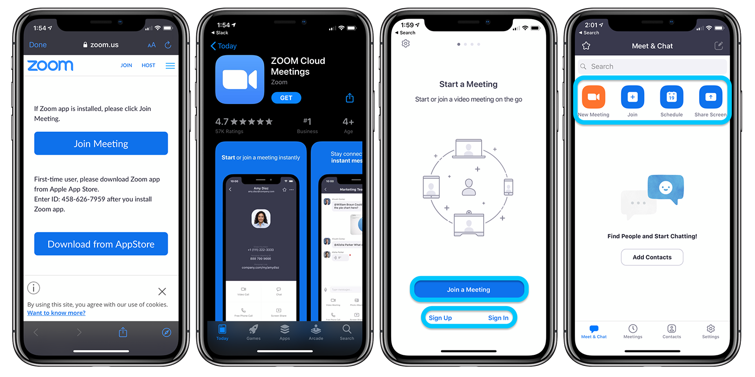 Zoom iOS app quietly sending data to Facebook even if you