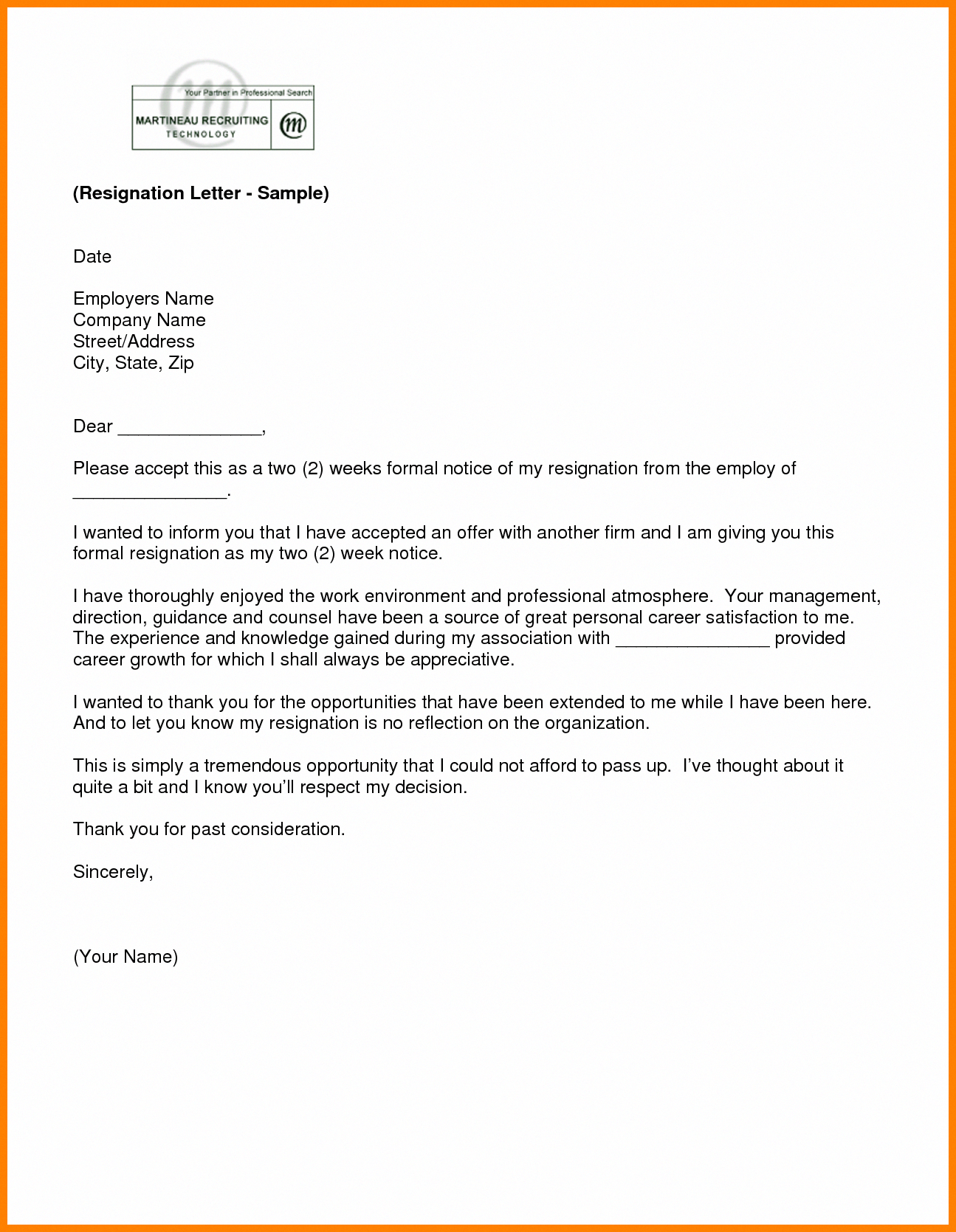10 best two weeks notice letter dialysis lettering qa engineer resume example good summary for students career objective doctor