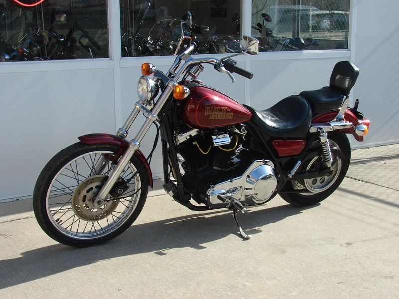 Photo of a 1987 Harley-Davidson® FXR Super Glide® | skipped