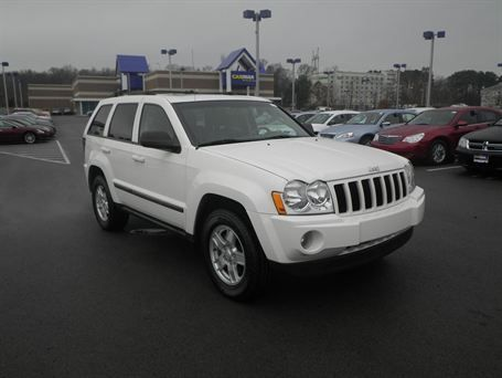 2007 Jeep Grand Cherokee Laredo In Chattanooga Tn 10130121 At