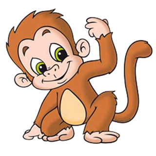 funny baby monkey pictures monkeys cartoon clip art cakes rh pinterest com monkey clipart black and white monkey clipart black and white