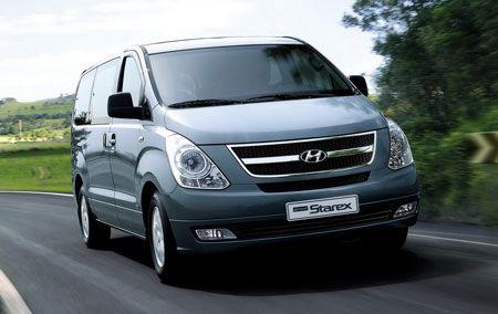Hyundai H1 SVX Van Hyundai Pinterest