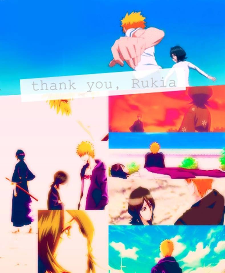 Thank you - Ichiruki