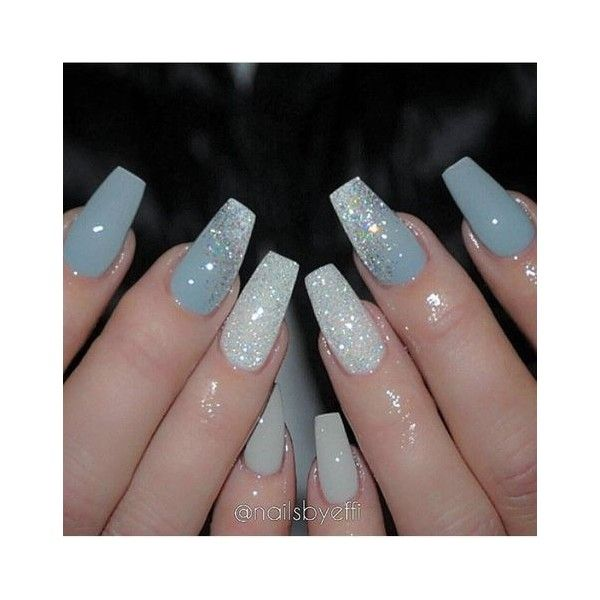 I dont typically like long or pointy nails, but WOW. | See more ...