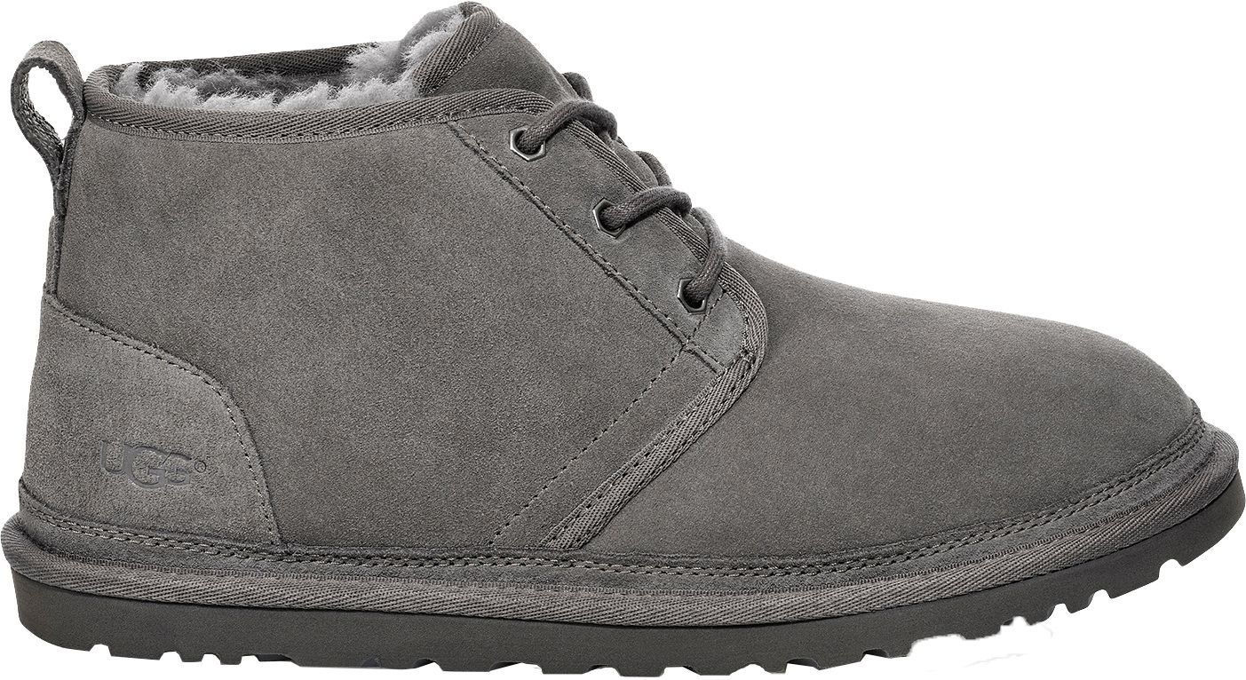 04aebf3172b UGG Men's Neumel Suede Casual Boots, Size: 12.0, Black in 2019 ...