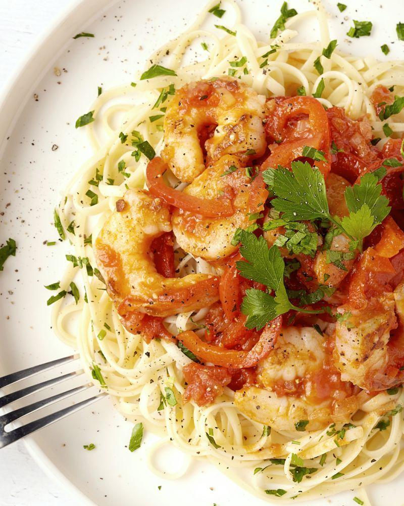 pasta op zijn italiaans