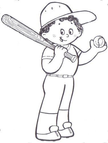 Deportes Fichas Para Imprimir Y Colorear Deportes Dibujos
