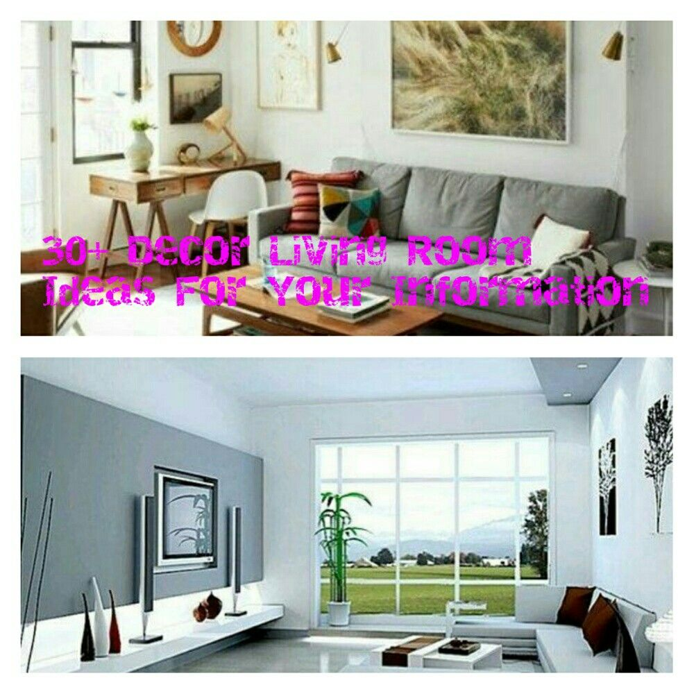 30+Decor Living Room Ideas For Your Information