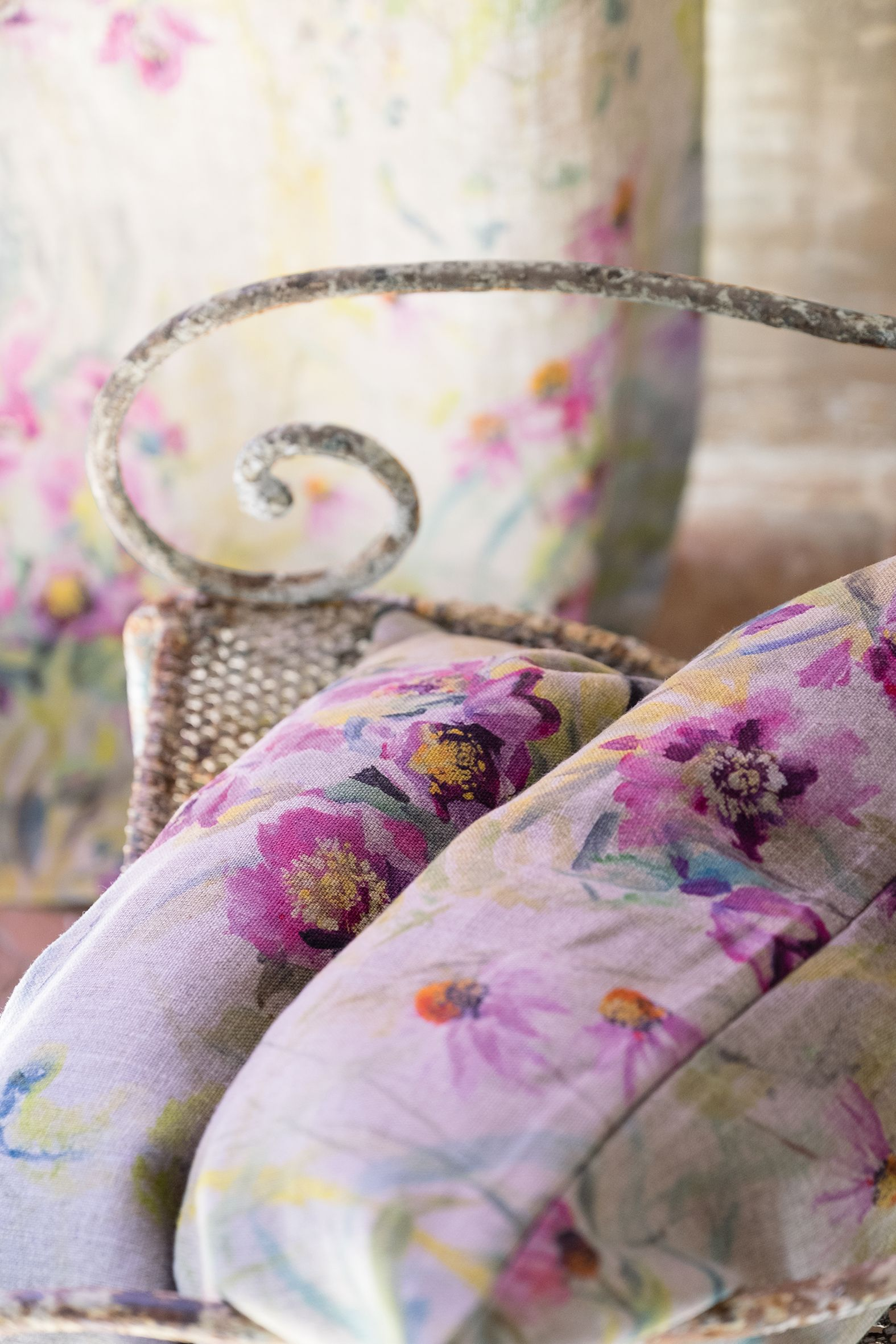 Designers Guild Champ de Fleurs fabric
