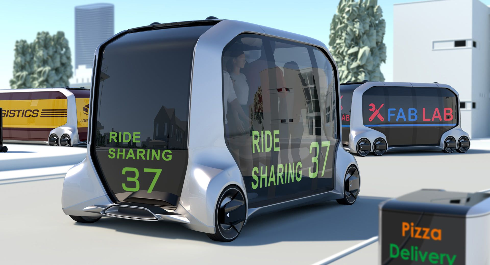 Toyota Designer Sees A World Where Cars Are Replaced By Pods news
