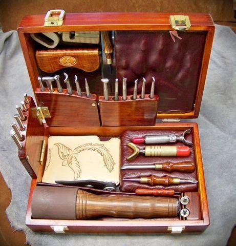 Leatherworking tools ideas
