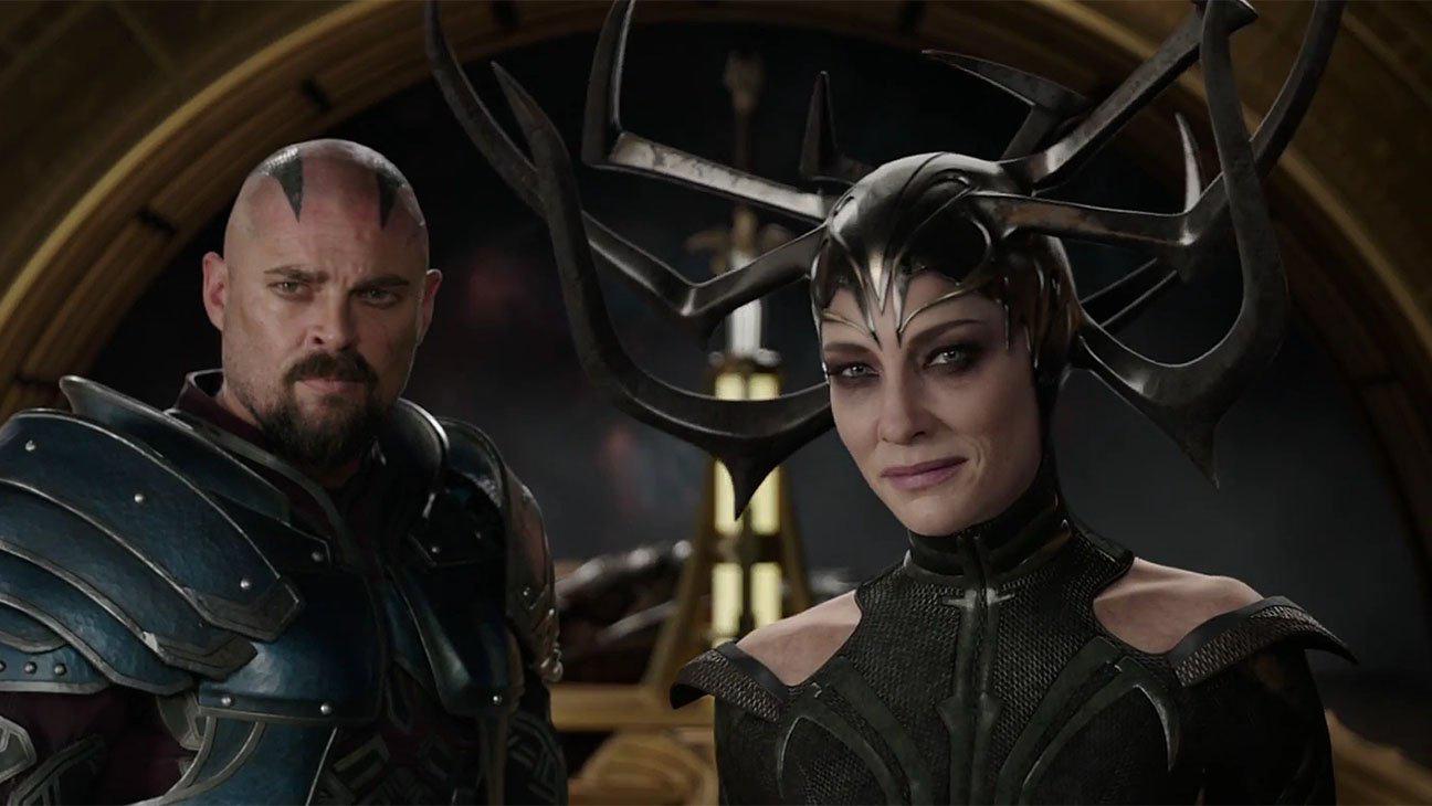 Skurge And Hela Thor Ragnarok Full Movie Watch Thor Thor